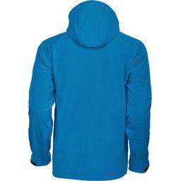 Tulsa Softshell jas blauw