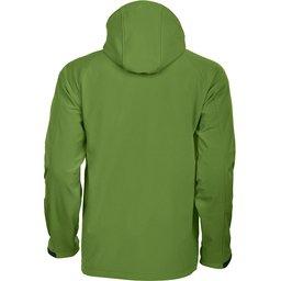 Tulsa Softshell jas groen