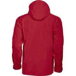 Tulsa Softshell jas rood