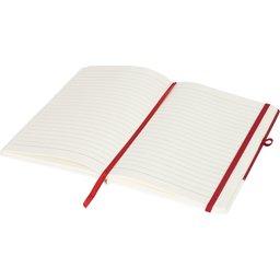 Tweekleurige notitieboek A5