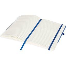 Tweekleurige notitieboek A5 notitieboekje