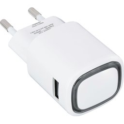 USB Adapter met logo