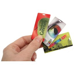 USB mini card bedrukken