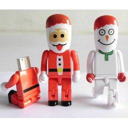 USB People Original kerstmannen