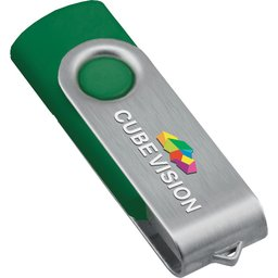 Usb Stick Twister bedrukken