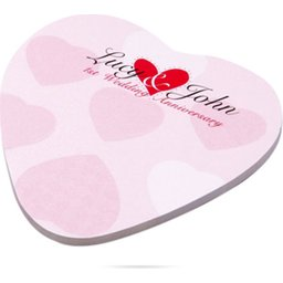valentijn sticky notes