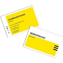 Visitekaartjes voor ondernemers 1
