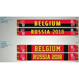 Voetbal sjaal WK 2018