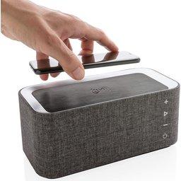 Vogue speaker met draadloze oplader
