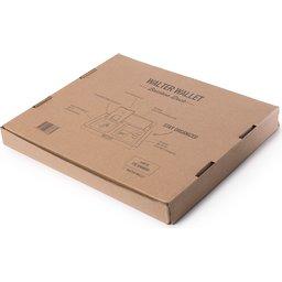 Walter Bamboo Dock verpakking