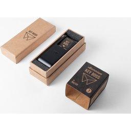 Walter Keyboss packaging