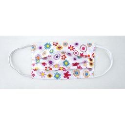 Wasbaar stoffen mondmasker met bedrukking - Express