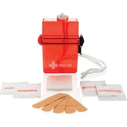 Waterdichte EHBO kit bedrukken