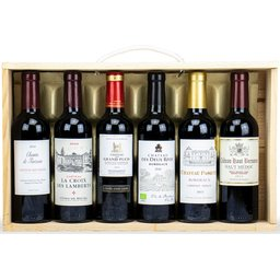 Wijnpakket Bordeau Bordeaux wine collection