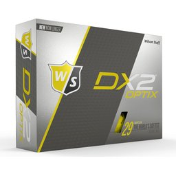 Wilson-DX2-Optix-golf ballen