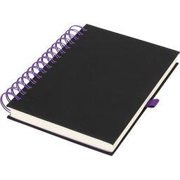 Wiro notitieboek -paars