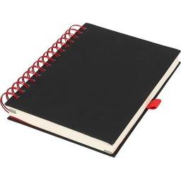 Wiro notitieboek -rood