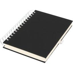 Wiro notitieboek -wit