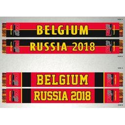 WK voetbal sjaal Belgie