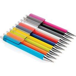 X8 smooth touch pen- kleuren