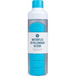 YOS Bottle - waterfles én pillendoos