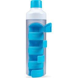 YOS Bottle - waterfles én pillendoos bedrukken