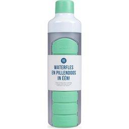 YOS Bottle - waterfles én pillendoos in 1