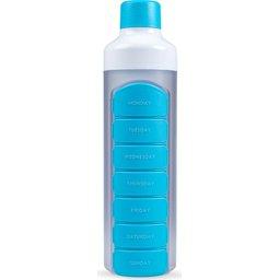 YOS Bottle waterfles én pillendoos in 1