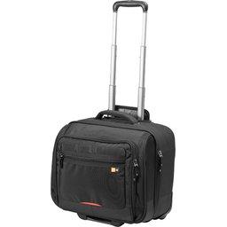 Zakelijke laptop reistrolley