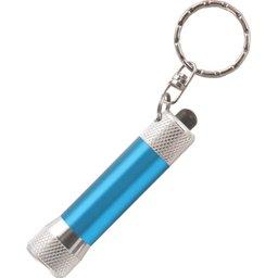 Zaklamp LED sleutelhanger bedrukken