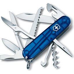 Zakmes Victorinox Huntsman. blauw
