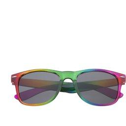 Zonnebril Rainbow bedrukken