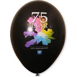 ballonnen in de Belgiche kleuren
